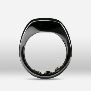 Ōura Ring Mirror Black