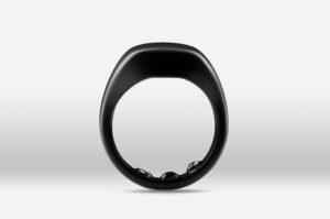 ŌURA Ring side profile