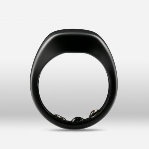 ŌURA Ring side profile