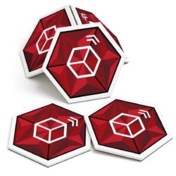 Utopiaplus NFC Crystal Cube NFC Tags