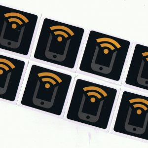 Tagstand NFC Stickers for NFC Ring