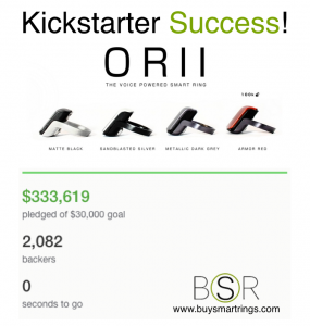 Orii Kickstarter