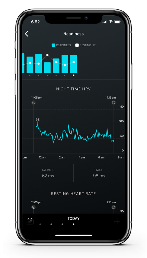 Oura App image